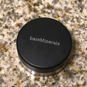 Pure radiance by bare minerals